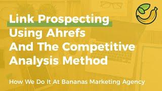 Bananas Marketing Agency - Video - 2