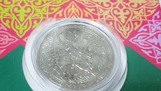 Суинши Новая Монета 100 тенге и Серебро 500 тенге и Устаревшие Методы Определения Подлинности монет
