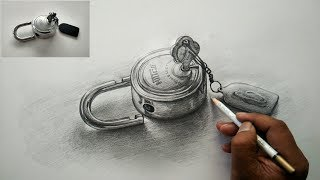 How To Draw Basic OBJECT Drawing and Shading With Pencil   Live Pencil Art