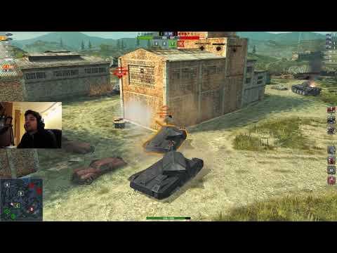 WoT Blitz - ИМБА во всех смыслах. Два дракулы против всех - World of Tanks Blitz (WoTB)