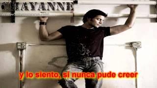 El Hombre Que Fui - Chayanne (Video)