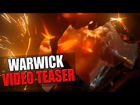 WARWICK VIDEO TEASER & POTENTIAL ABILITIES?   League of Legends