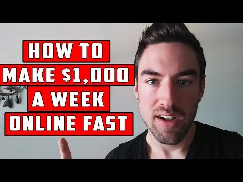Best Way To Make Money Online Fast – Fastest And Easiest Way To Make Money Online