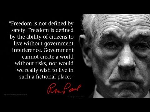 SOLDIER - Sounds Like Shavon (RON PAUL SPEECH)