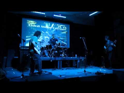 Third Stone Odyssey-Frankenstein (Edgar Winter Group Cover, Live at the Sad Café)