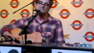"Anthony Green ""Blood Song"" & ""How It Goes""@ Waterloo Records Austin, Tx 2-02-12"