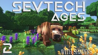 SevTech Ages | Episode 71 | Bouncy Bouncy! - Самые лучшие видео