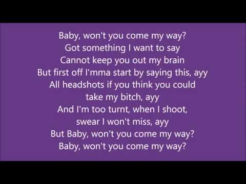 Fetty Wap   My Way Ft  Drake Lyrics