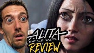 Eye Robot: Alita Battle Angel Review - Movie Podcast