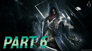 Assassin's Creed® Unity Walkthrough Gameplay Part 6 - Arno - (PS4)