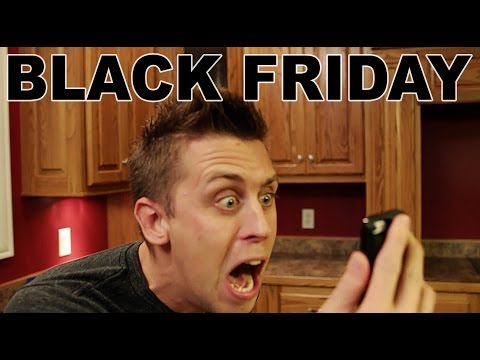 Black Friday Priorities - Logan Paul (ft. Roman Atwood)