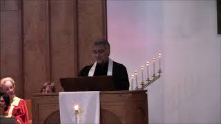 """The Cry of God!""; Scripture Readings: Malachi 4:5,6 and Matthew 3:1-12; Rev. Dr. Craig Wr"