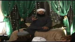 Owais Raza Qadri ARROGANT and SNOBBISH!!! MUST WATCH!!!!