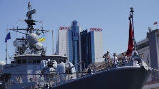 Корабель НАТО піде з українськими кораблями через Керченський міст? Потужний крок