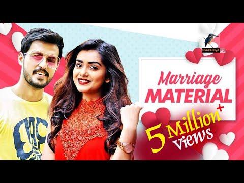 Marriage Material | Tanjin Tisha, Irfan Sajjad | Eid Telefilm | Maasranga TV | 2019