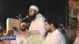*2011* Maulana Tariq Jameel- Full Bayan in Layari [HD]