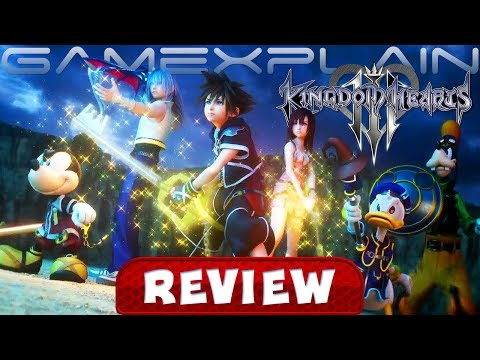 Kingdom Hearts 3 - REVIEW (Spoiler Free!) - YouTube video thumbnail