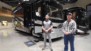 2019 Forest River Berkshire XL 40D by DeMartini RV with Forest River Diesel National Sales Manager