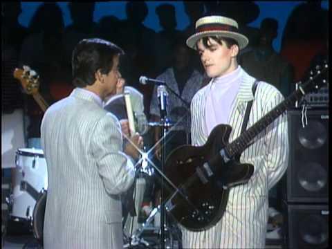 Dick Clark Interviews Blow Monkeys - American Bandstand 1986