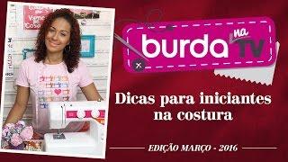 burda na TV 79 – Participação: Dayse Costa