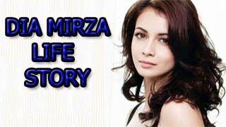 Dia Mirza Life Story Dia Mirza Biographhy Dia Mirza Success Story