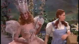 The Wizard of Oz The good witch of the north appears