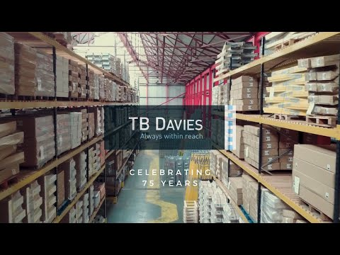 Cardiff Business TB Davies (Cardiff) Ltd Celebrates 75 Years of Serving Wales