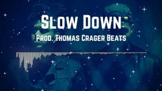 "Drake X The Weeknd X Roy Woods Type Beat ""Slow Down"""