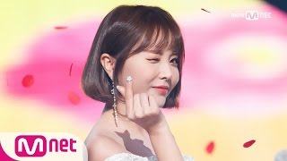 [HONG JIN YOUNG - Loves Me, Loves Me Not] Comeback Stage | M COUNTDOWN 170209 EP.510