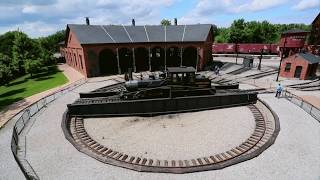 1884 Locomotive Roundhouse | The Henry Ford