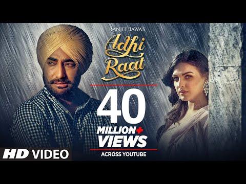 Ranjit Bawa: Adhi Raat (Full Song) Himanshi Khurana   Jassi X   Jassi Lokha   Tru Makers