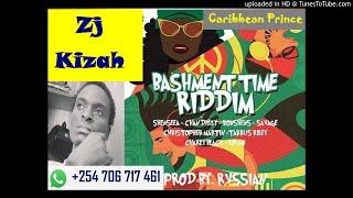 2019 Bashment Time Riddim Mixtape (Exclusive) – ZJ Kizah