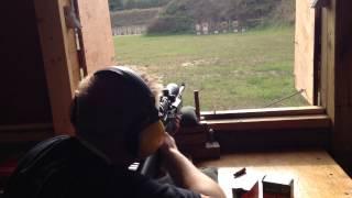 308 Scope Shots at Range Canada