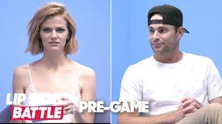 Andy Roddick & Brooklyn Decker Play Perfect Match | Lip Sync Battle Pregame
