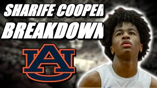 Sharife Cooper Is Auburn's Point Guard Of The FUTURE | (Breakdown Vol.2)