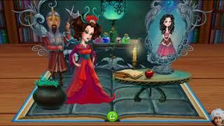 """Сказка """"БЕЛОСНЕЖКА И СЕМ ГНОМОВ"""". Мультики для малышей, сказки на ночь, принцесса, гномы."""