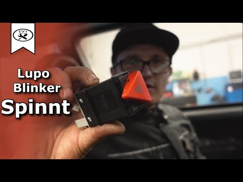 VW Lupo Blinkerrelais wechseln  |  Change the turn signal relay  |  Tutorial  | VitjaWolf  |  HD
