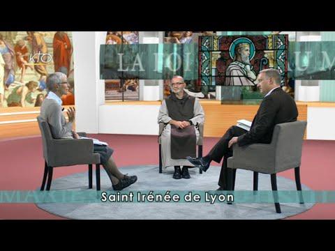 Saint Irénée de Lyon