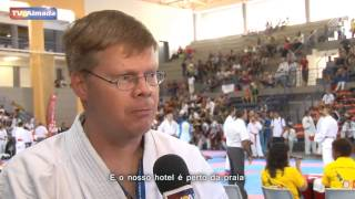 preview picture of video 'TV ALMADA - XVI FSKA KARATE WORLD CHAMPIONSHIP'