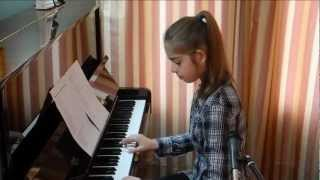 """""""I Just Want You"""" by Ozzy Osbourne (Covered by 12 year old Alisa)"""