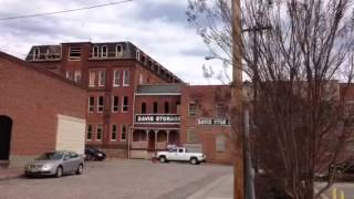 preview picture of video 'Historic Tobacco Warehouse Lofts in Danville VA'