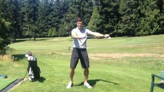 Quick Golf Warmup 6/7
