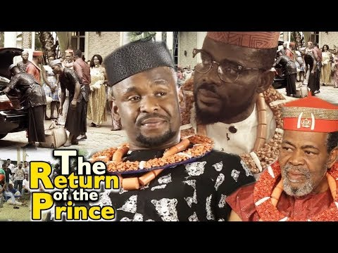 The Return Of The Prince 1&2 - Zubby Micheal 2018 Latest Nigerian Nollywood Movie ll Full HD