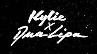 Kadr z teledysku Real Groove (Studio 2054 Remix) tekst piosenki Kylie Minogue & Dua Lipa