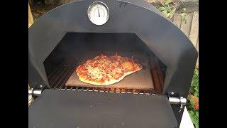Simple Garden Pizza Oven