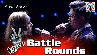 The Voice Teens Philippines Battle Round: Heather vs. Jeremy - Sana Maulit Muli