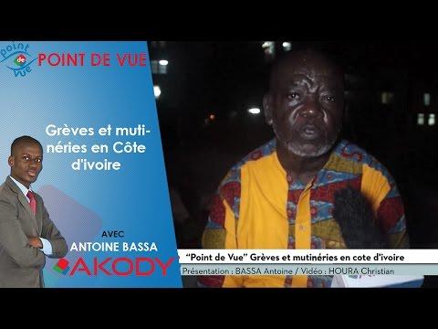 <a href='https://www.akody.com/cote-divoire/news/point-de-vue-greves-et-mutineries-en-cote-d-ivoire-309454'>&ldquo;Point de Vue&rdquo; Gr&egrave;ves et mutin&eacute;ries en C&ocirc;te d'Ivoire</a>