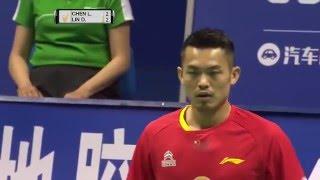 Bonny China Masters 2016 | Badminton F M3-MS | Chen Long vs Lin Dan
