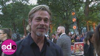 "Brad Pitt: ""Yes, Me And Leonardo DiCaprio Are Lovers!"""