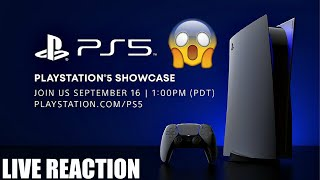 Playstation 5 Showcase Live Reaction! (PS5 Price Reveal + Release Date)